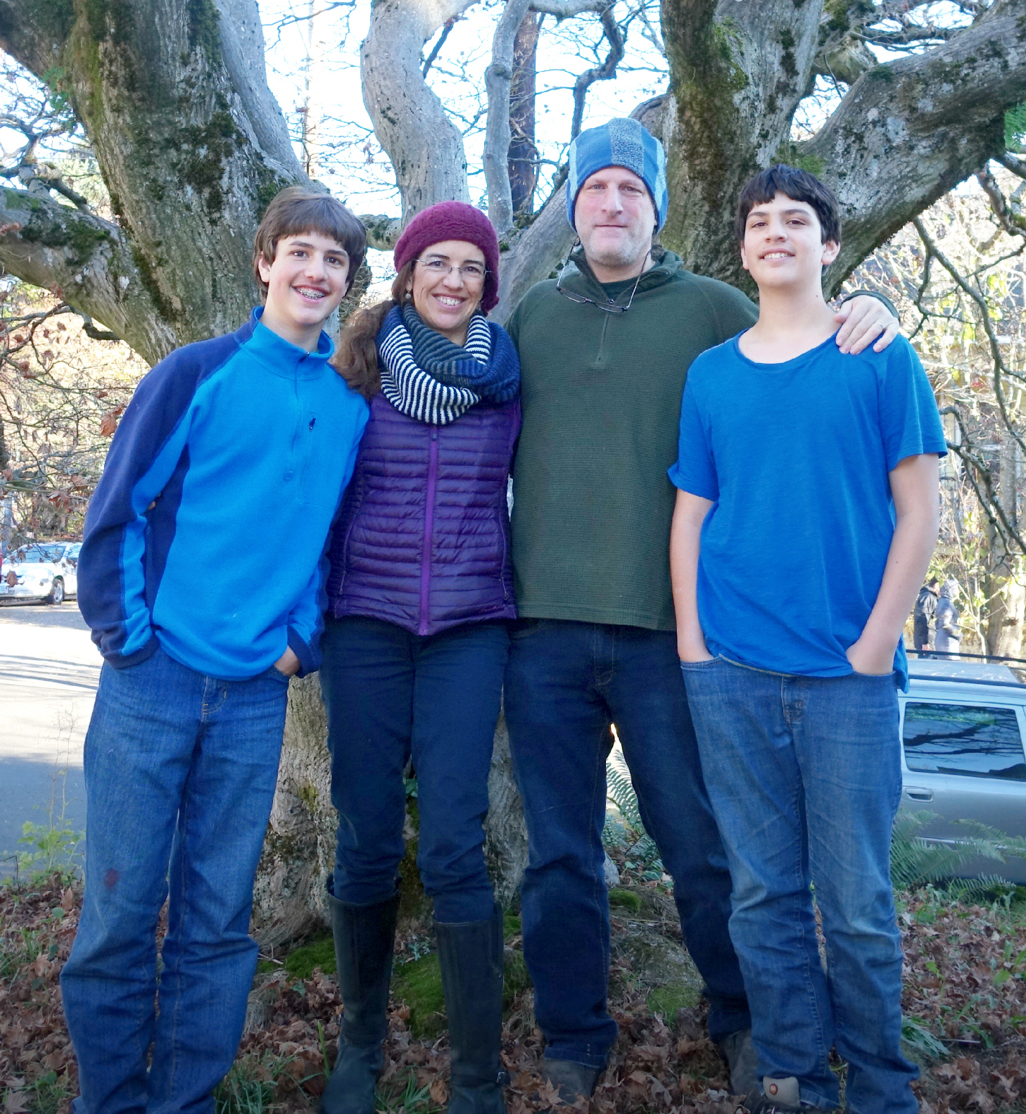 Family w/ Tree (Cropped)